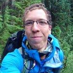Andrew Wilkens, installations crew supervisor